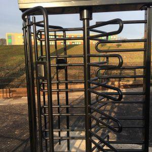 ITAB Vortex 100 turnstile outdoor