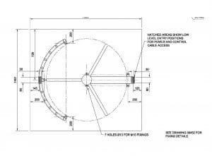 ITAB Vortex 100 Diagram
