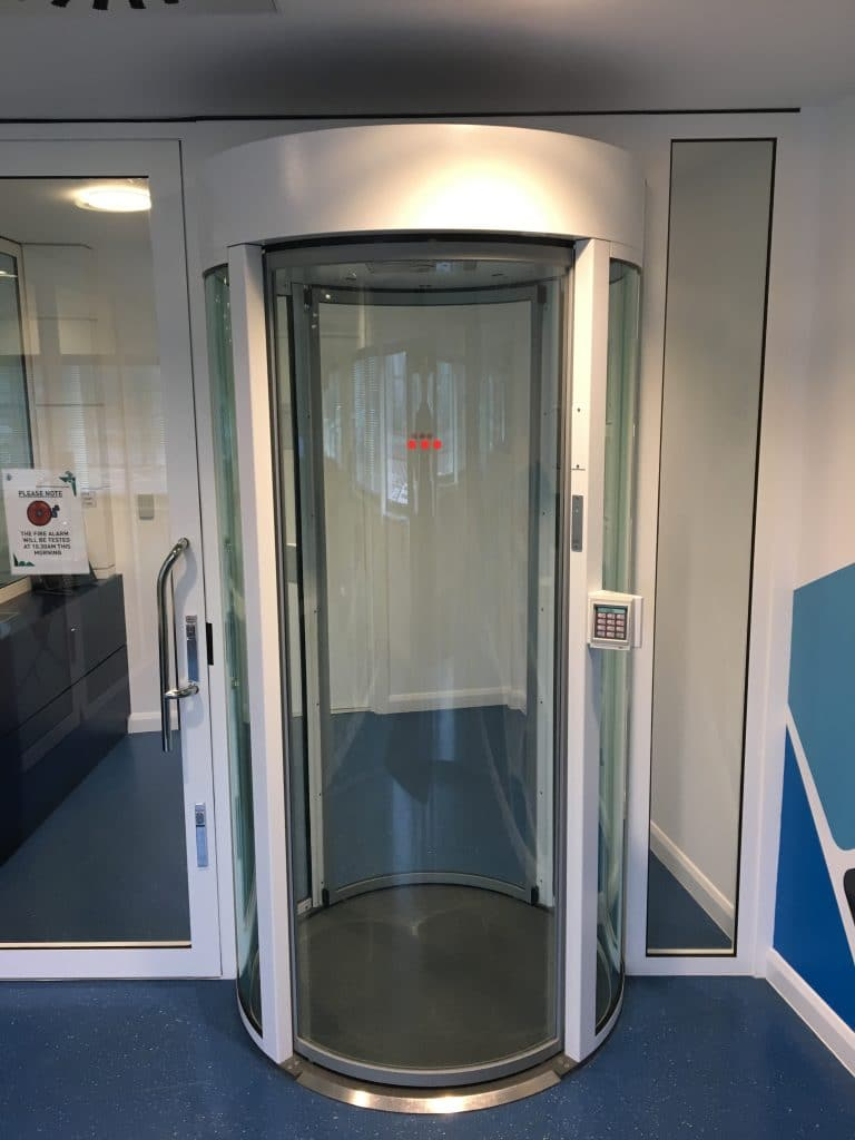 Security Pods Automatic Systems Access Control