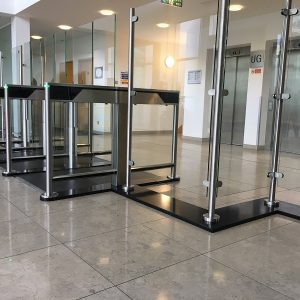 SlimLane Full height turnstile
