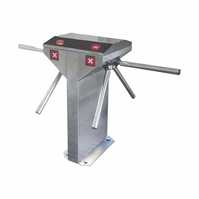 Bastion Twin turnstile