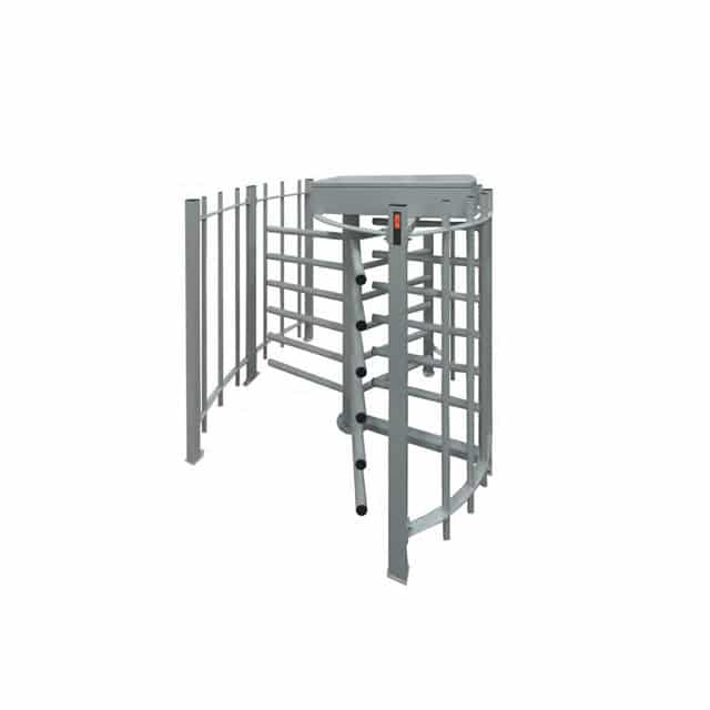 Cyclone Half height turnstile tiso