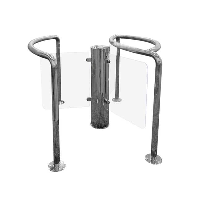 Star GS half height turnstile tiso