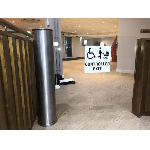 Gate GS Swing Gate