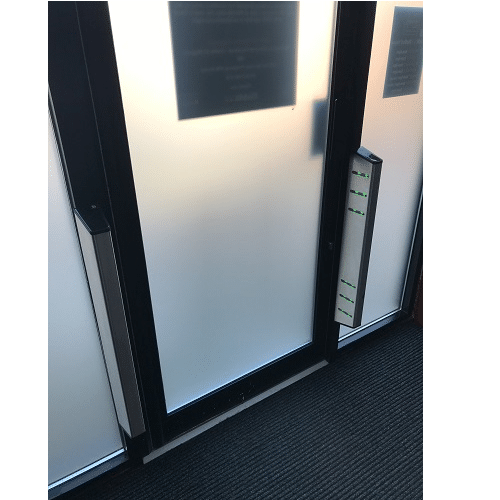 Access control for gyms